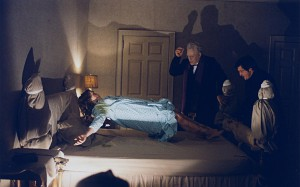 screenshot from The Exorcist