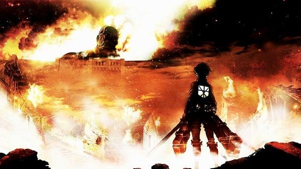 Attack on Titan Fall