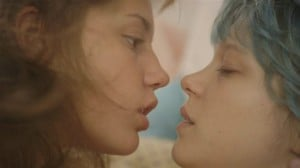 screenshot from Blue is the Warmest Colour
