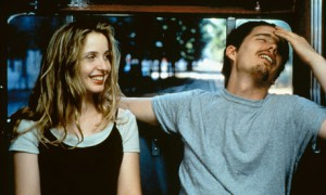 screenshot from Before Sunrise