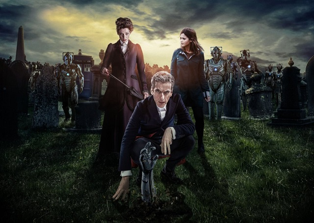Doctor who S08E12 promo image
