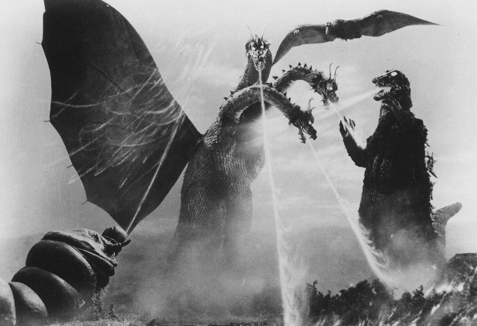GT3HM_-_Godzilla,_Rodan_and_Mothra_vs._King_Ghidorah_Artwork