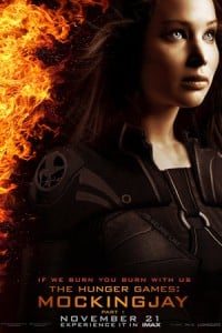 The Hunger Games: Mockingjay - Part 1 (2014) HD