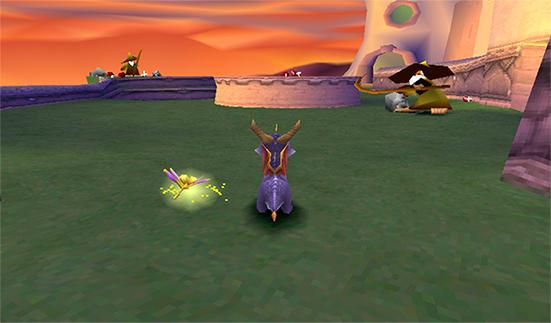 Spyro_ingame_psx