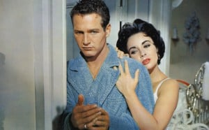 screenshot from Cat on a Hot Tin Roof