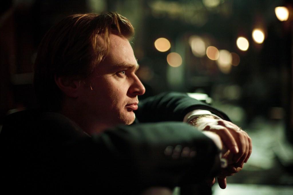 Film: The Prestige.     (2006) Director CHRISTOPHER NOLAN on the