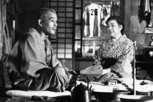 screenshot from Tokyo Story