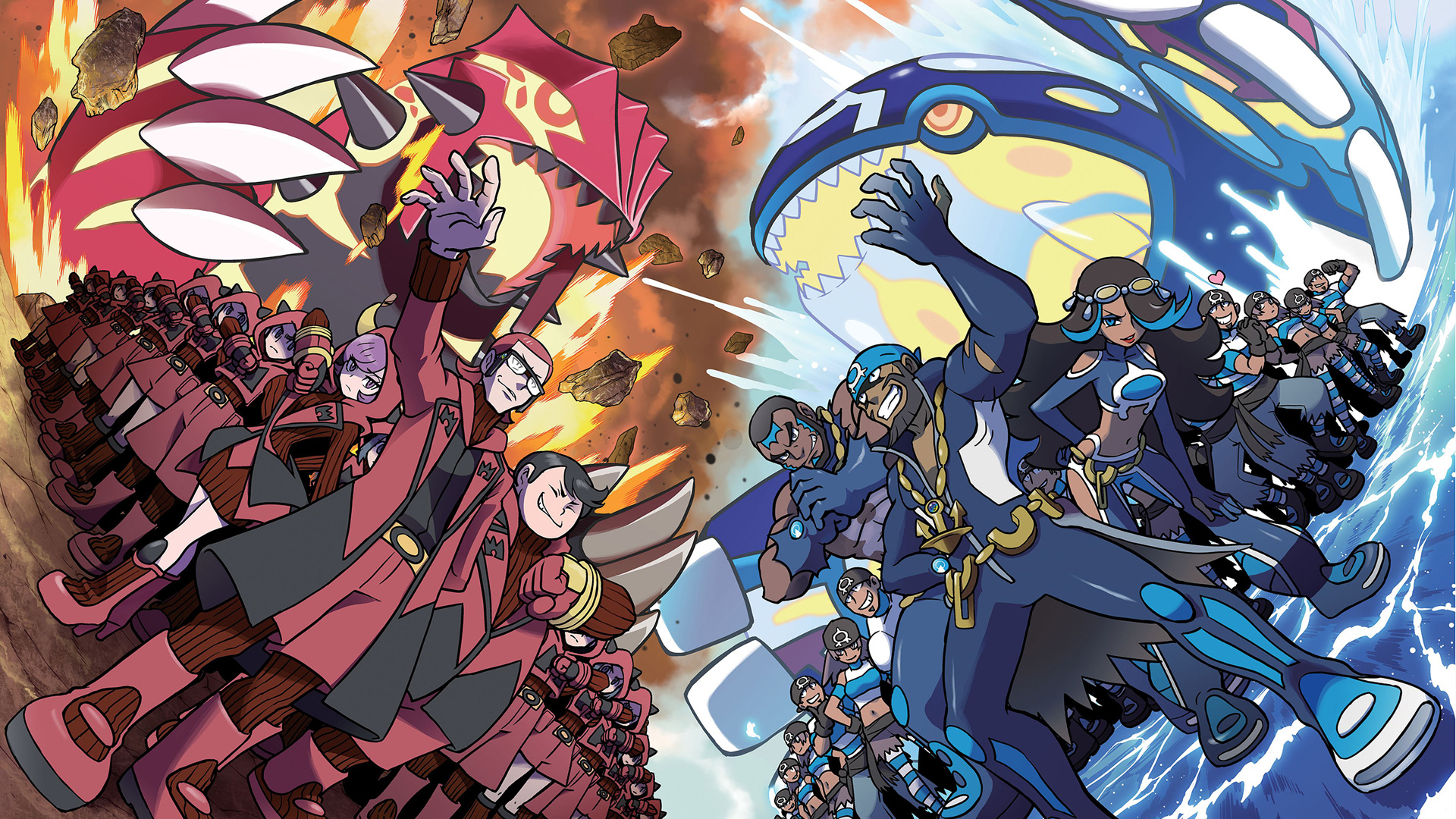 Pokemon Omega Ruby' and 'Alpha Sapphire' are your winter travel