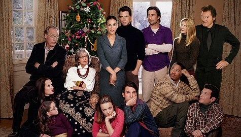Weihnachten bei dejn Schwiegereltern