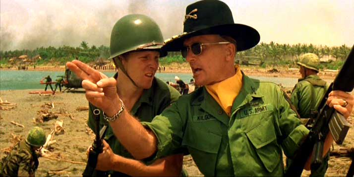 screenshot from Apocalypse Now
