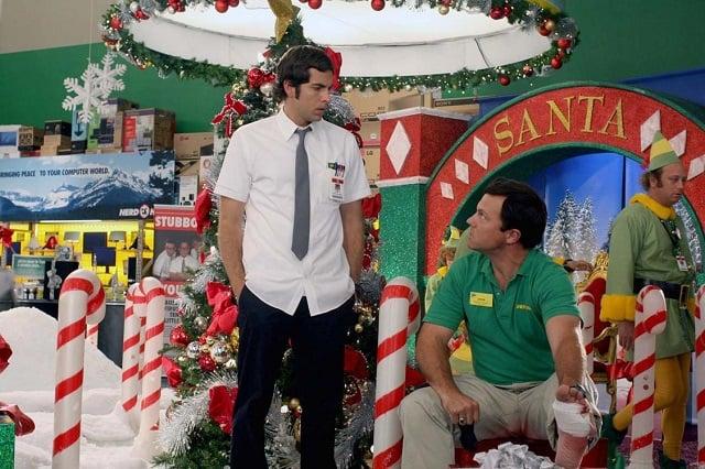 Chuck vs. Santa Claus