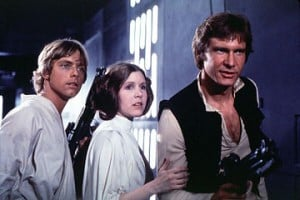 screenshot from Star Wars Episode IV