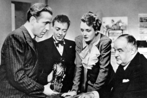screenshot from The Maltese Falcon