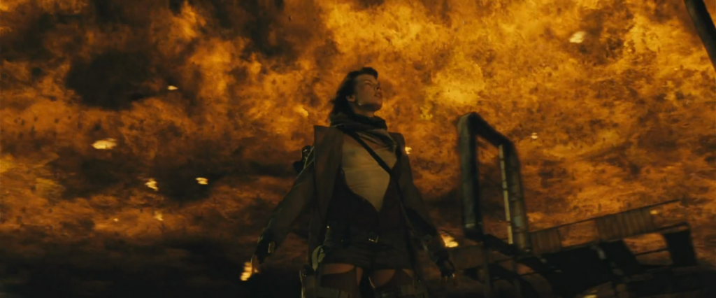 Resident Evil: Extinction -- Milla Jovovich