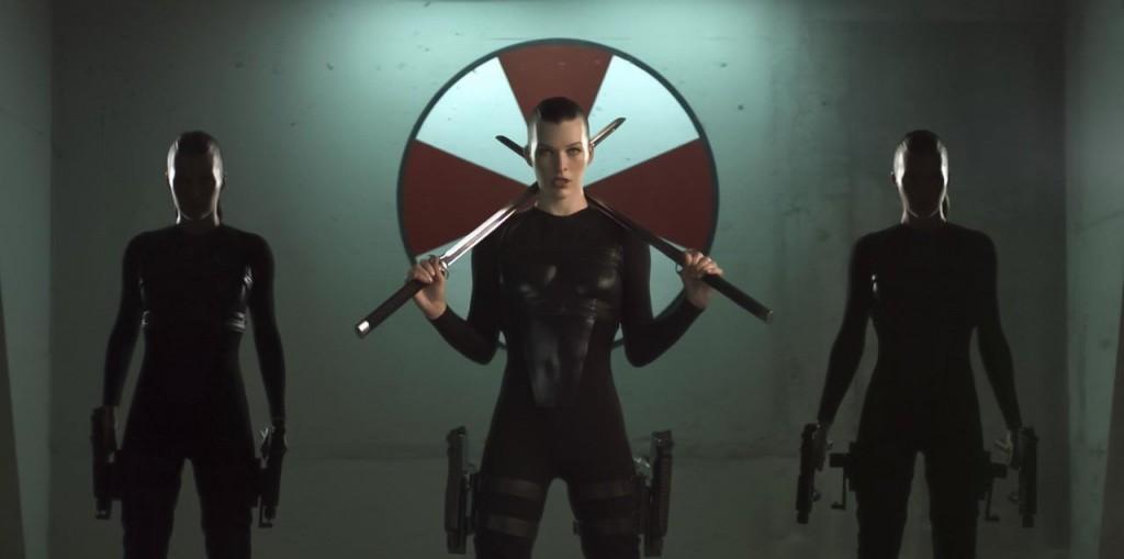 Resident Evil: Afterlife -- Milla Jovovich