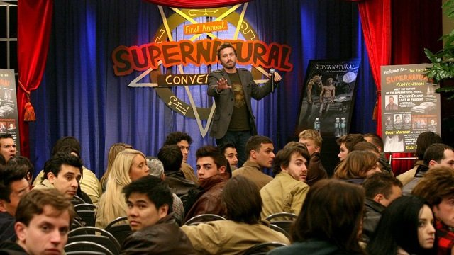 "Supernatural, ""The Real Ghostbusters"""