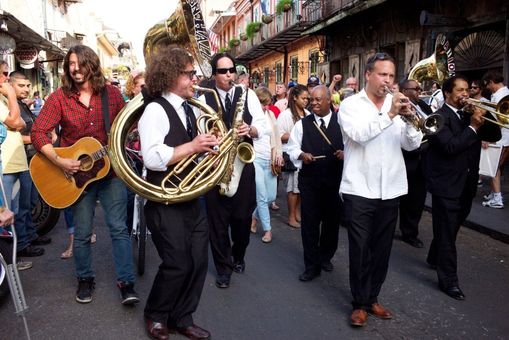 Sonic Highways New Orleans
