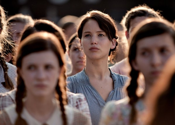 The Hunger Games Image 2 CF