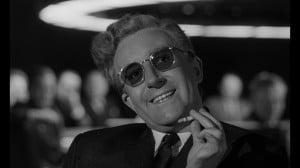 screenshot from Dr. Strangelove