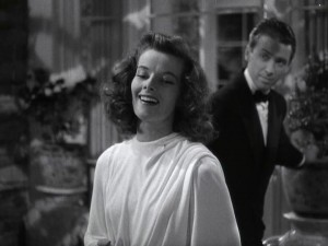 screenshot from The Philadelphia Story