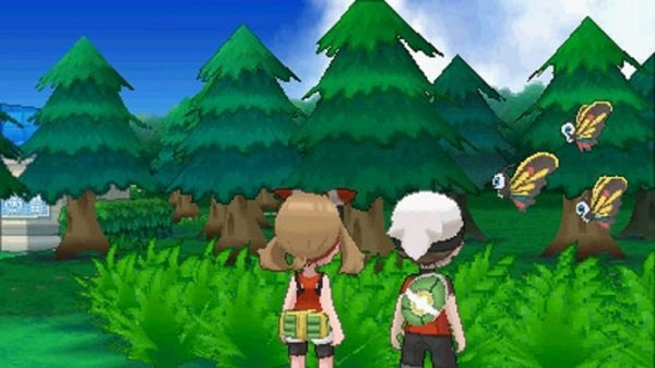 'Pokemon Omega Ruby' and 'Alpha Sapphire' are your winter travel destinations