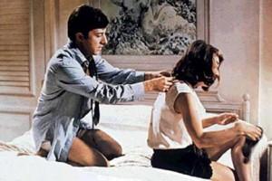 screenshot from The Graduate