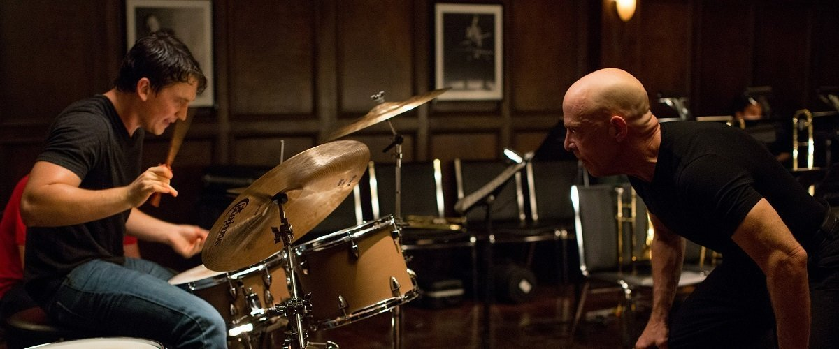 whiplash movie score justin hurwitz review