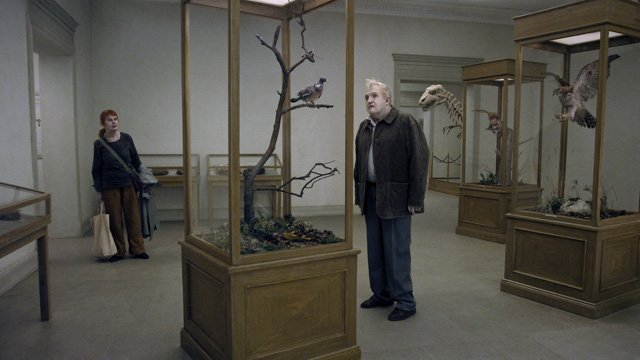 A Pigeon Sat on a Branch Reflecting Upon Existence (Roy Andersson)