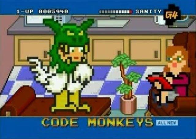 Code Monkeys 6