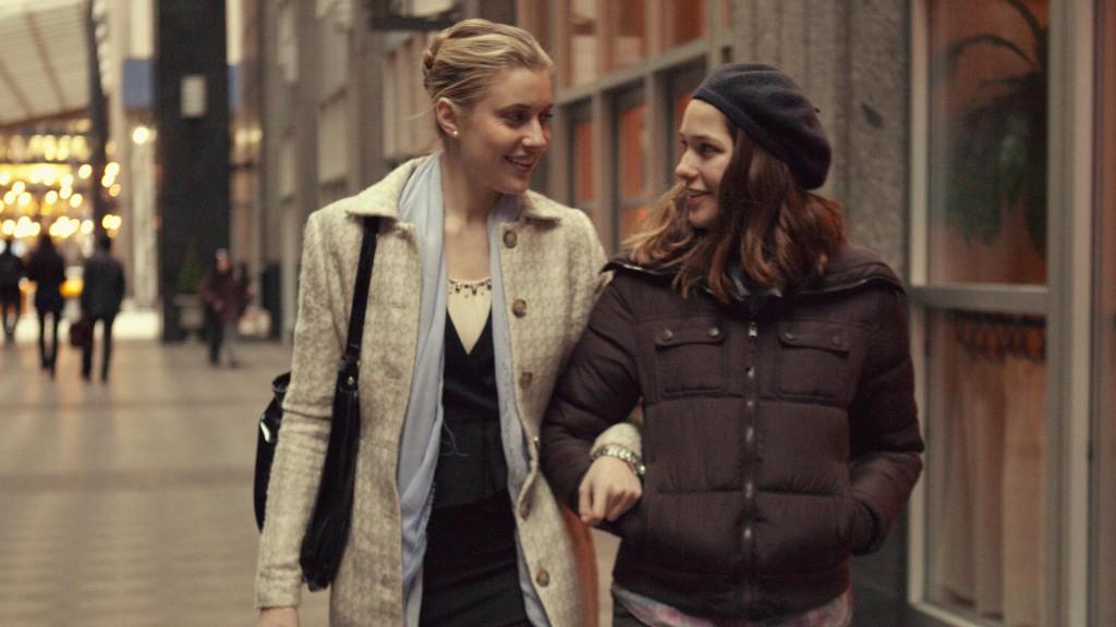 Mistress America featuring Greta Gerwig. Image Courtesy of The Sundance Institute