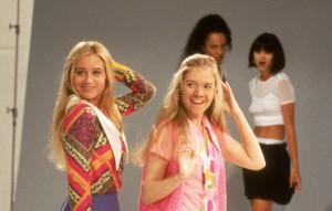 screenshot from The Brady Bunch Movie