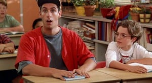 screenshot from Billy Madison