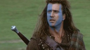 screenshot from Braveheart