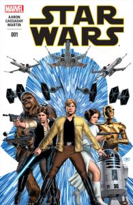 Marvel's Star Wars #1 Cover