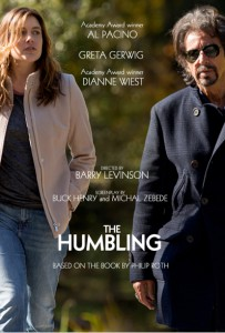 Barry Levinson's The Humbling