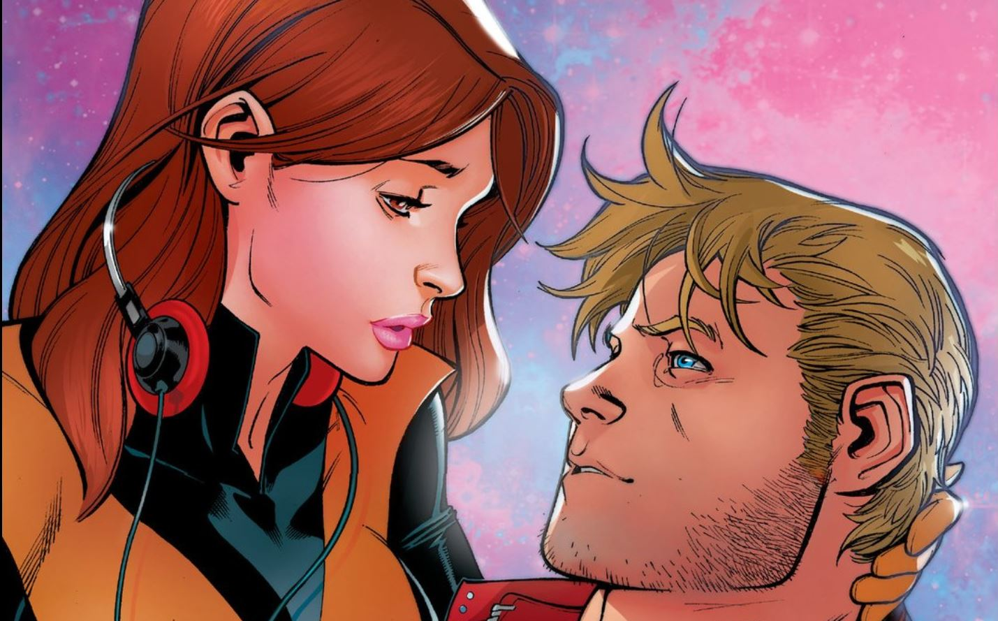 Star-crossed lovers defy the odds – and character rights – in 'Legendary Star-Lord' #7