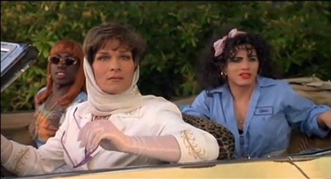 screenshot from To Wong Foo Thanks for Everything Julie Newmar