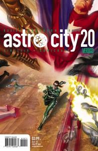 Astro City 20 cover