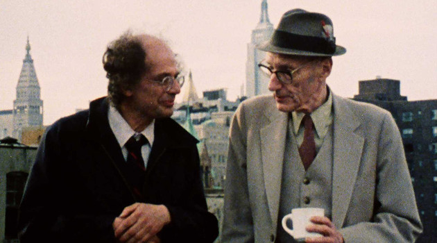 Burroughs The Movie 1983