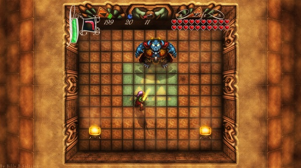 Legend of Zelda Link to the Past