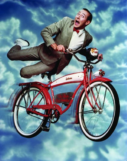 Paul Reubens as Pee Wee Herman