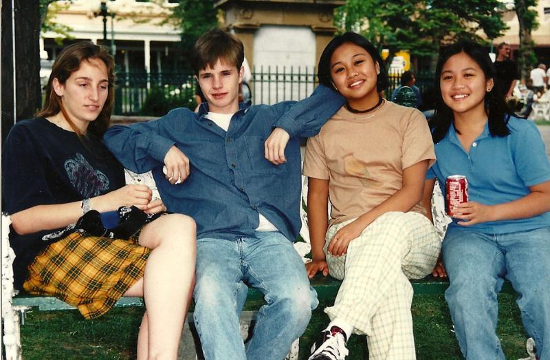 Matt Shepard and friends