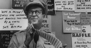 Phil Silvers as Sgt. Bilko, The Phil Silvers Show