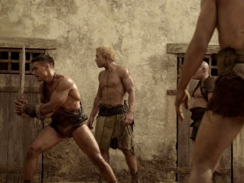 Spartacus 102