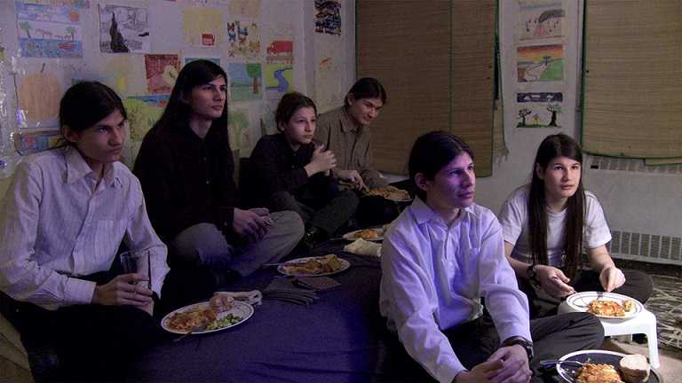 """The doc """"The Wolfpack"""" Image Courtesy of The Sundance Institute"""