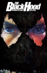 black hood #1 cover