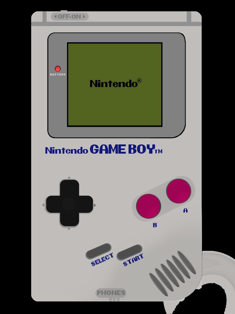 nintendo_gameboy_by_oldruru-d6v2b9g