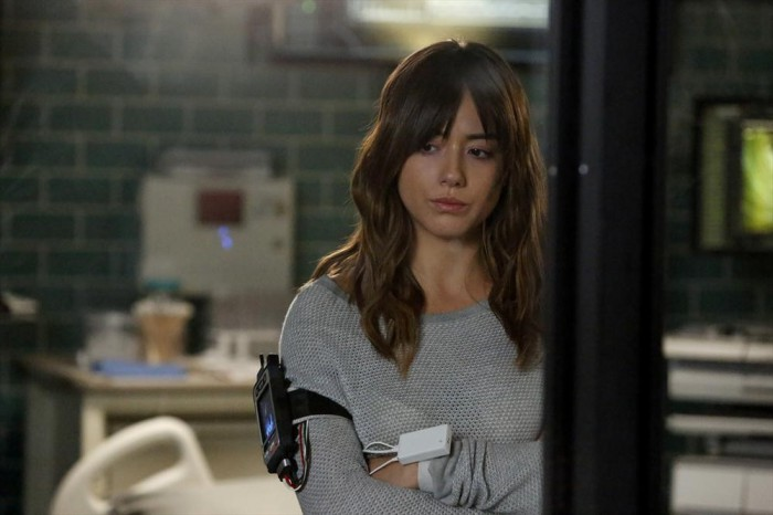 Agents of SHIELD - Chloe Bennet - Aftershocks