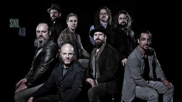 SNL_Zac Brown Band