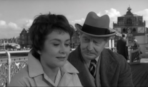 Joan Plowright and Roger Livesey
